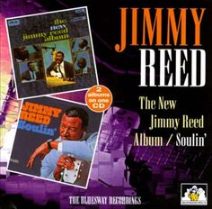 Illustrated Jimmy Reed discography