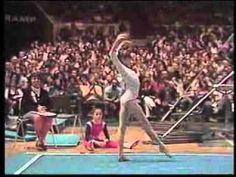 Nadia Comaneci, Class of 1993, International Gymnastics Hall of Fame - YouTube