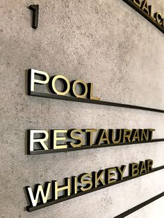 ARK Ramos is the world leader in Ada Signage, Custom Plaques and Metal Letters. Our plaques and letters are available in a variety of metals including aluminum, brass, bronze and stainless steel and zinc with every product covered by a lifetime limited warranty. Call +1800-725-7266 for more details now.