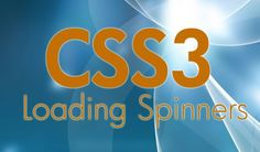 How To Create Loading Spinners Using CSS3 Animations