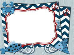 Page Borders, Borders And Frames, Disney Cruise, Journal Cards, Stationery, Swimming, Clip Art, Sign, Summer
