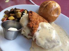 Chicken Fried Chicken - Carnation Café - Disneyland