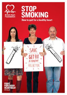Stopping smoking tips - Heart Matters magazine - BHF