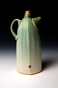 Nick DeVries  |  Green Ewer.