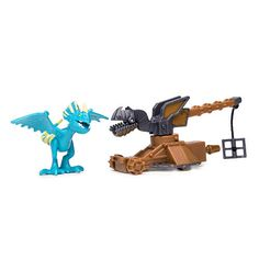 "DreamWorks Dragons, How to Train Your Dragon 2 Battle Pack - Nadder vs Nadder Nabber -  Spin Master - Toys""R""Us"