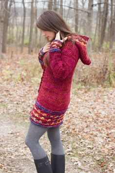 Wilde Knitting pattern by Melissa Schaschwary   Knitting Patterns   LoveKnitting