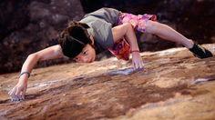 Ashima Shiraishi, Climber