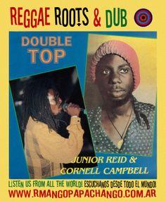 Reggae Roots & Dub en RadioMango PapaChango! Seguí escuchando lo que mas te gusta y descubriendo musica de todo el mundo en donde estes !! listen new bands from all the world on #radiomangopapachango!