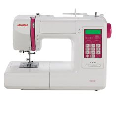 Janome DC5100 Computerized Sewing Machine with Hard Cover *** Check out this great product.
