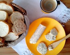 Como fazer manteiga de ervas | COZINHANDO PARA 2 OU 1