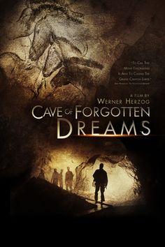 Cave of Forgotten Dreams Movie Poster - Werner Herzog, Dominique Baffier, Jean Clottes  #CaveofForgottenDreams, #MoviePoster, #Documentary, #WernerHerzog, #DominiqueBaffier, #JeanClottes