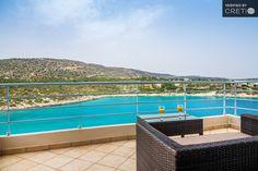 Four bedroom well equipped villa overlooking Loutraki bay, Akrotiri | Cretico