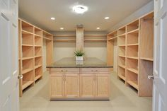 To Die for Master Walk-in Closet!
