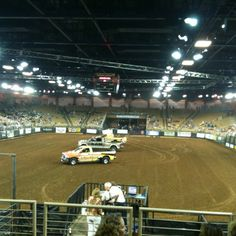 We should all attend the rodeo at least once.
