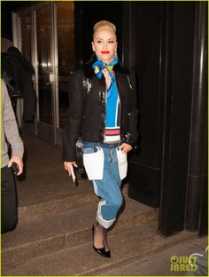 Gwen Stefani Says She's 'For Sure' in Love With Blake Shelton