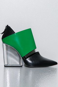 24 Unexpected Ankle Boots You Didn't Know You Needed #refinery29  http://www.refinery29.com/colorful-boots#slide-11  These will dress up even the most basic clothing staples.