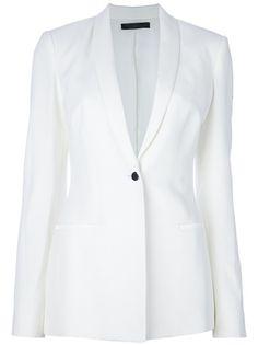 THE ROW - shawl neck blazer 1