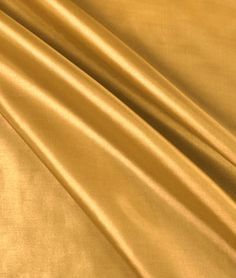 """dark gold habutae polyester - $2.70/yd (58""""), onlinefabricstore.net.  also comes in """"wheat gold"""", would need underlining."""