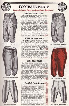 956302c8193 Athletic Goods 1935 Supply Catalog - Vintage Football! From Lowe & Campbell  Athletic Goods Co