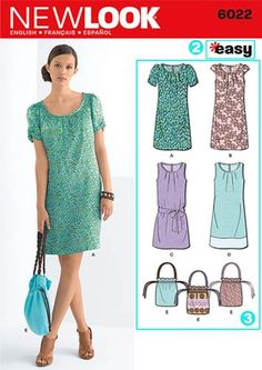 """How to Use a Sewing Pattern from """"Sew Love It"""" blog"""