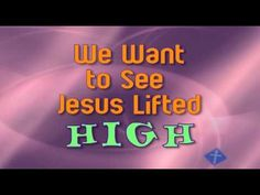 """""""We Want to See"""" Children's Ministry Worship Video by Uncle Charlie - YouTube"""