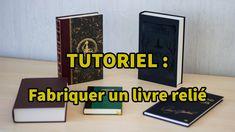 Fabriquer son propre livre, n'est-ce pas un rêve ? :)