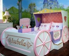 toddler theme beds | Fantasy Themed Beds: Let your kid's fantasy world come alive - Online ...