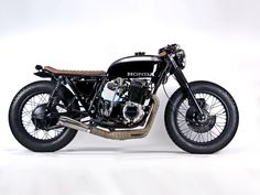 Still liking the redux of the CB750's...  MotoHangar - Geno's CB750