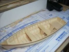 Master Boat Builder with 31 Years of Experience Finally Releases Archive Of 518 Illustrated, Step-By-Step Boat Plans Wooden Model Boats, Wood Boats, Popsicle Crafts, Craft Stick Crafts, Lollypop Stick Craft, Crea Fimo, Aesthetic Objects, Scale Model Ships, Boat Dealer