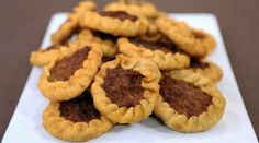 Onion Rings, Biscotti, Food And Drink, Cookies, Ethnic Recipes, Desserts, Crack Crackers, Tailgate Desserts, Deserts