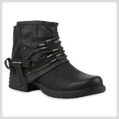 Wildflower Birgitta Black, Schuhe, Stiefel & Boots, Hohe Boots, Schwarz, Female, 36