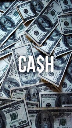 Imagen de cash, money, and wallpaper