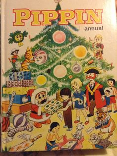 Pippin annual 1970 - with the Pogles, the Woodentops, Bizzy Lizzy, Trumpton, the… 1970s Childhood, My Childhood Memories, Childhood Toys, Vintage Games, Vintage Children's Books, Kids Tv Shows, Little Golden Books, Classic Cartoons, Teenage Dream