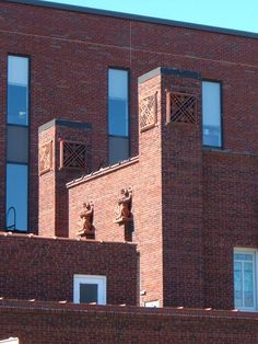 Louis Sullivan: Peoples Savings Bank, Cedar Rapids