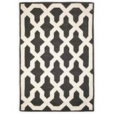 Lynden Rug in Dark Charcoal