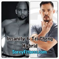 Insanity Tai Cheng Hybrid Workout Schedule – Weight loss & Flexibility