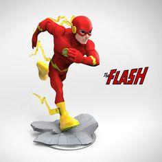 #flash #theflash #disneyinfinity #infinity #dccomics #zbrush #disney #infinity #jla infinity #jla #disney #stilyzed #character