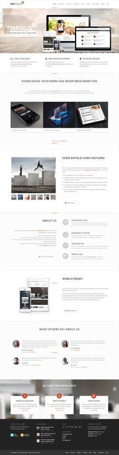 enfold multipurpose #wordpress theme