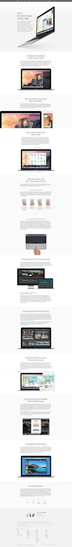 https://flic.kr/p/rxyT1D | Apple - MacBook - OS X