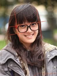 bangs and glasses - Google Search