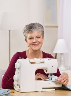 Do you love to sew? If you have a passion for sewing, learn how to make money by starting a sewing business. business ideas #smallbusiness small business ideas wahm ideas