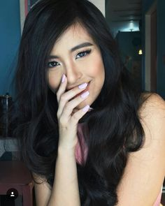 Hey Gorgeous for magazine shootMake up by : Hair by : using keirahairextensions of Hey Gorgeous, Most Beautiful, Gabbi Garcia, Tinted Lip Balm, Filipina, Pin Collection, Asian Beauty, Hair Extensions, The Balm