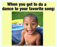 Dance the dance you were born to dance