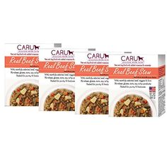 Caru Real Stews Dog Food 125 Oz 4 Pack Beef * Check this awesome product by going to the link at the image. (This is an affiliate link) Wet Dog Food, Pet Food, Types Of Food, Vitamins And Minerals, Beets, Stew, Dog Food Recipes, Image Link, Doggies