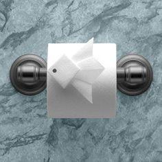 Toilet Paper Origam
