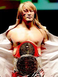 Hiroshi Tanahashi.