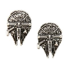 Star Wars Millennium Falcon Stud Earrings