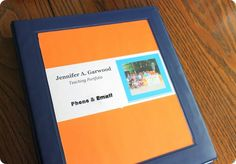 Creating a Teaching Portfolio that Gets You the Job! This has a great explanation and example of a teacher portfolio!