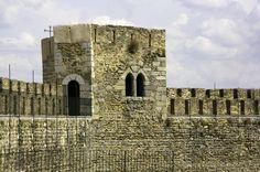 El Castillo Templario se edificó sobre restos de otras civilizaciones, como la romana, visigoda o musulmana.
