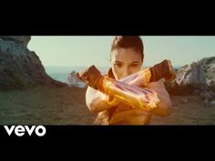 Sia - To Be Human feat. Labrinth (From Wonder Woman Soundtrack) [Official Video] - YouTube